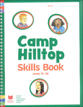 Camp Hilltop Skills Book (PAF Reading Series)