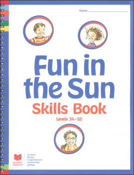 Fun in the Sun Skills Book (PAF Reading Series)