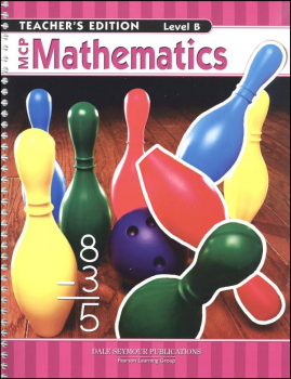 MCP Math Level B Teacher's Guide 2005