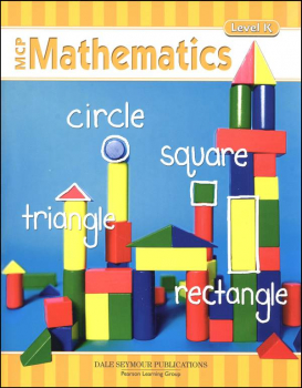 MCP Math Level K Student Edition 2005
