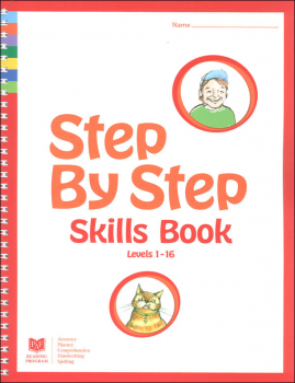 Step by Step Skills Book (PAF Reading Series)