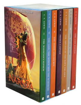 Chronicles of Narnia Boxed Set Movie Promo Ed