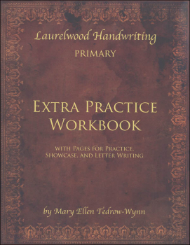 Laurelwood Handwriting Extra Practice Workbook for Primary Grades