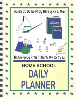 Home School Daily Planner