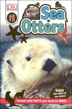 Sea Otters (DK Reader Level 1)