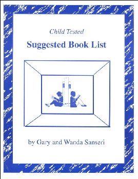 Child Tested Suggested Book List