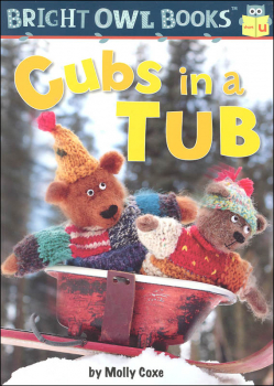 Cubs in a Tub: Short Vowel u (Bright Owl Book)