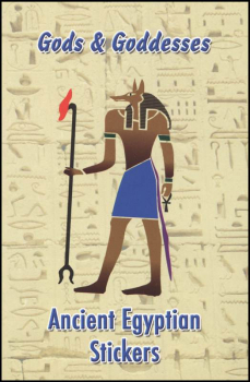 Gods & Goddesses Ancient Egyptian Sticker Book