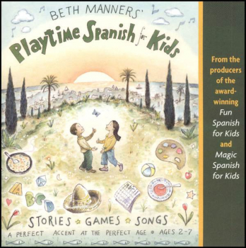 Playtime Spanish for Kids CD