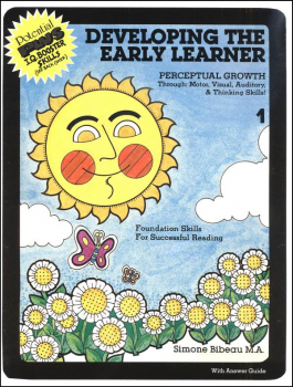 Developing the Early Learner Book 1