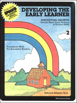 Developing the Early Learner Book 2