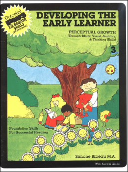 Developing the Early Learner Book 3