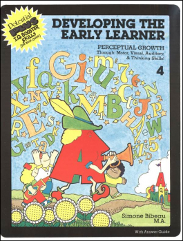 Developing the Early Learner Book 4