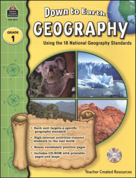 Down to Earth Geography - Grade 1
