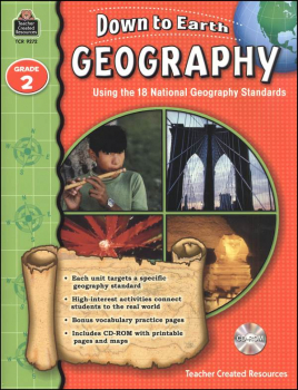 Down to Earth Geography - Grade 2