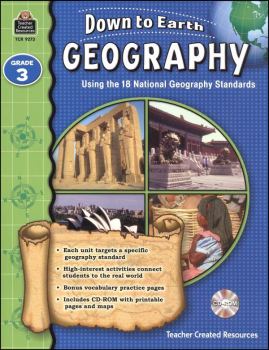 Down to Earth Geography - Grade 3