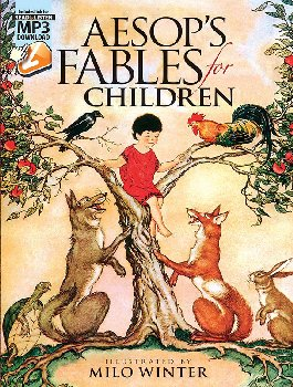 Aesop's Fables for Children with MP3 Downloads