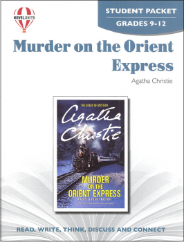 Murder on the Orient Express Student Pack