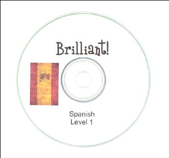 Brilliant! Spanish Level 1 CD (Brilliant Foreign Languages)