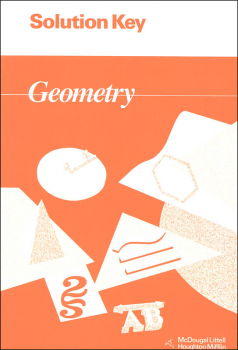 Jurgensen Geometry Solution Key