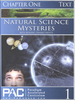 Natural Science Mysteries Chapter 1 Text