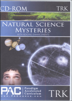 Natural Science Mysteries, Teacher's Resource Kit, CD-ROM Only