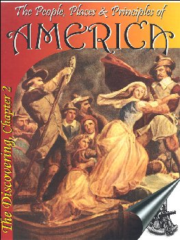 People, Places, and Principles of America Chapter 2 Text