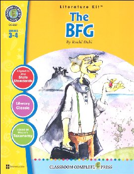 BFG Literature Kit (Novel Study Guides)