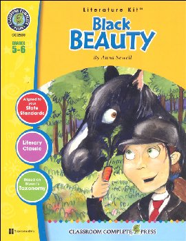 Black Beauty Literature Kit (Novel Study Guides)