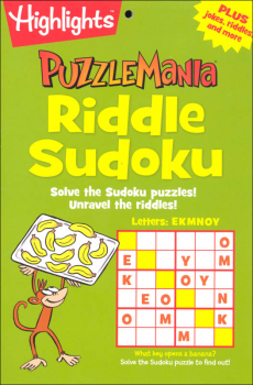 Puzzlemania: Riddle Sudoku