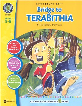 Bridge to Terabithia Literature Kit (Novel Study Guides)