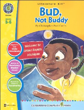 Bud, Not Buddy Literature Kit (Novel Study Guides)