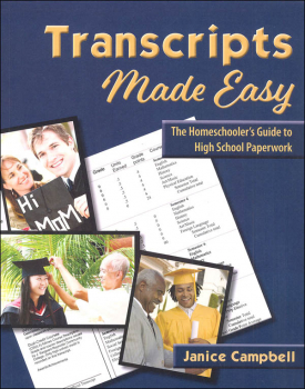 Transcripts Made Easy (4th Edition)