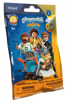 Playmobil the Movie Series1 Mini Figure (70069)