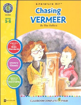 Chasing Vermeer Literature Kit (Novel Study Guides)