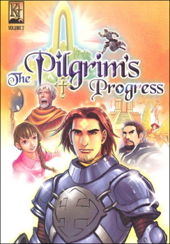 Pilgrim's Progress 2 Graphic Novel