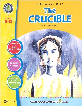 Crucible Literature Kit (Novel Study Guides)
