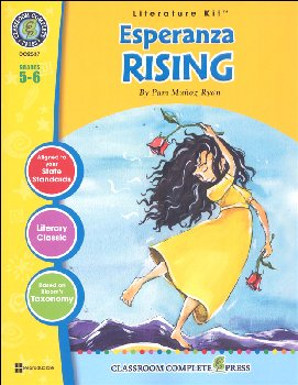 Esperanza Rising Literature Kit (Novel Study Guides)