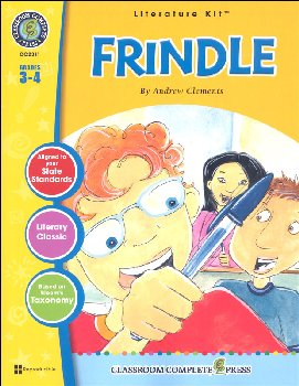 Frindle Literature Kit (Novel Study Guides)