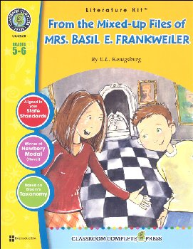 From the Mixed-Up Files of Mrs. Basil E. Frankweiler Literature Kit (Novel Study Guides)