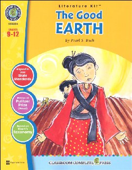 Good Earth Literature Kit (Novel Study Guides)