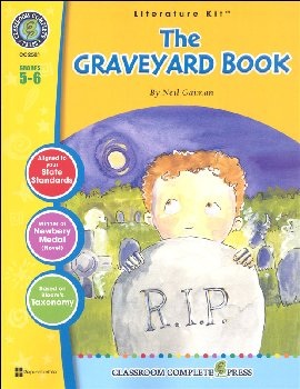Graveyard Book Literature Kit (Novel Study Guides)