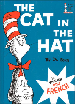Cat in the Hat in English and French