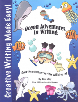 Ocean Adventures in Writing (Creative Writing Made Easy)