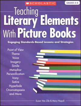 Teaching Literary Elements With Picture Books