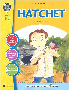 Hatchet Literature Kit (Novel Study Guides)