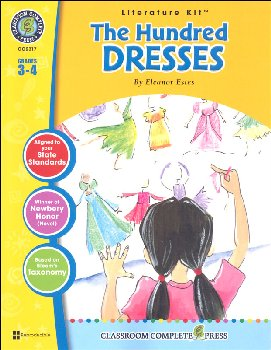 Hundred Dresses Literature Kit (Novel Study Guides)