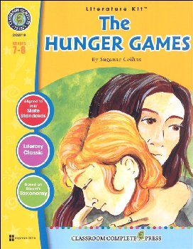 Hunger Games Literature Kit (Novel Study Guides)