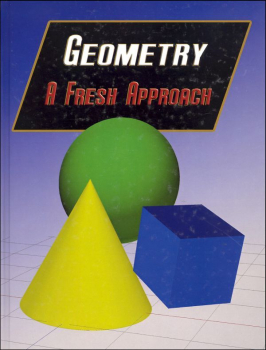 Geometry: A Fresh Approach Textbook