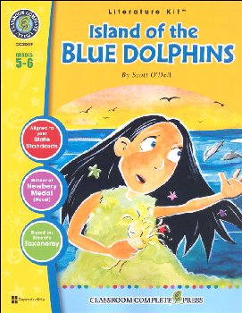 Island of the Blue Dolphins Literature Kit (Novel Study Guides)